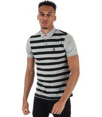 mens 9 dream striped polo shirt