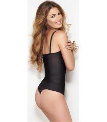 body glam body string czarne