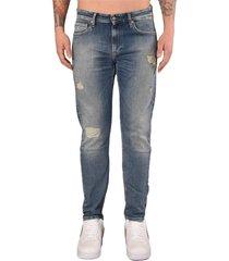 026 jeans 5 tasche slim