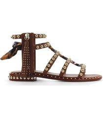 pareo flat sandal