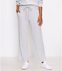 loft lou & grey wafflestitch pants