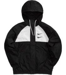 swoosh jacket