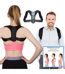 banda de corrección soporte para la espalda ajustable