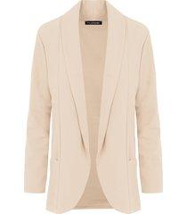 basic blazer beige