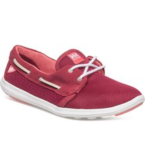 w lillesand loafers låga skor röd helly hansen
