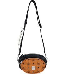 mcm essentials crossbody bag