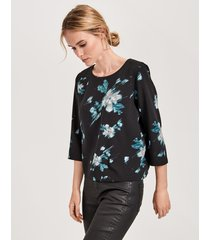 opus blouse met print falesha mystic