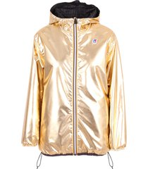 fendi x k-way polyester jacket