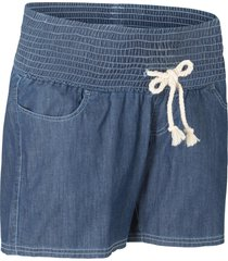 shorts di jeans prémaman (blu) - bpc bonprix collection