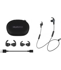 audifonos deportivos in-ear inalámbrico huawei am61 - negro