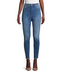 rag & bone women's nina ankle-length skinny jeans - flint - size 34 (12-14)