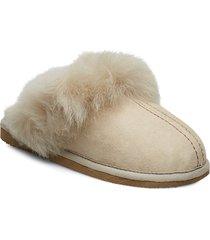 evelina slippers tofflor creme shepherd