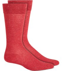 alfania men's donegal texture socks, created for macy's