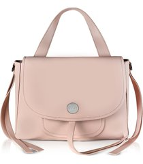 ice play flap top satchel bag