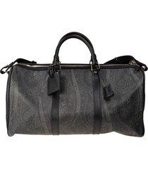 etro travel bag made