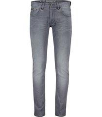 vanguard jeans v850 rider grijs 5-pocket