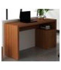 mesa para computador preston 2 gv amêndoa