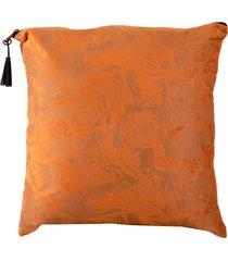 almofada decorativa de veludo siro