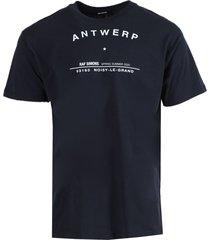 antwerp tour logo t-shirt