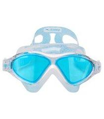 máscara de mergulho speedo omega endurance azul