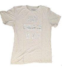 camiseta para hombre beige