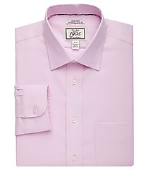 1905 collection extreme slim fit spread collar dress shirt clearance, by jos. a. bank
