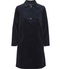 thea 12w dress dresses everyday dresses blå wood wood
