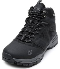 zapatilla hydra high men waterproof iii negro spalding