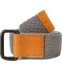 cinturón gris-miel colore