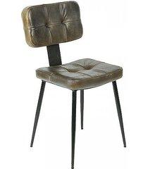 krzesło tapicerowane vintage sinaloa