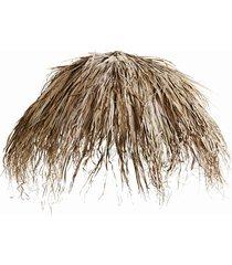 osłona parasola z liści palmowych 180cm