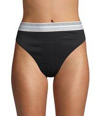 ribbed bikini bottom