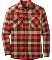 camisa feedback franela roja outdoor research