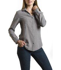 blusa lisboa gris rockford