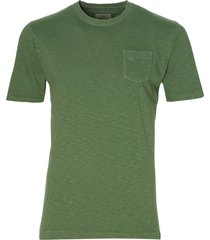 hensen t-shirt - slim fit - groen
