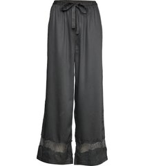 lulu pants pyjamasbyxor mjukisbyxor grå underprotection