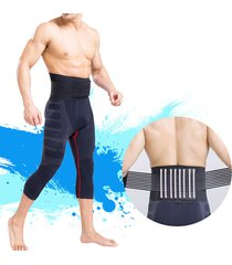 mens waist trainer per body calze da allenamento con scollo a vento