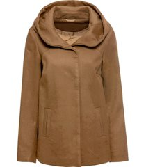 giacca in simil lana (beige) - bodyflirt