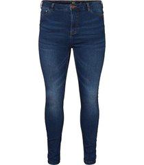 slim fit jeans high-waist