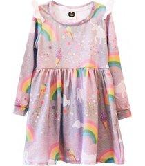 sukienka rainbow