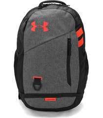 morral  gris-negro-coral under armour ua jet