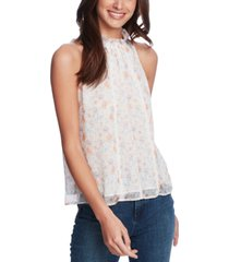 1.state woodland gardens printed top