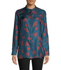 brayden empress silk blouse