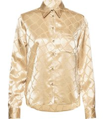 celosa blouse lange mouwen goud tiger of sweden