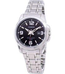 reloj casio dama modelo modelo ltp 1314d 1a  calendario original