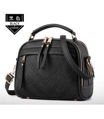 hot fashion leather women shoulder bags 10 color messenger bags b16-1