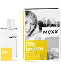 mexx city breeze woman edt 50ml spray