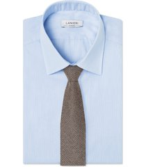 cravatta su misura, vitale barberis canonico, lana cashmere flanella pied de poule, autunno inverno | lanieri