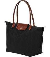 bolsa de hombro plegable bolso 1899089 para mujer-negro