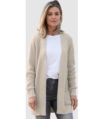 vest basically you beige::zilverkleur